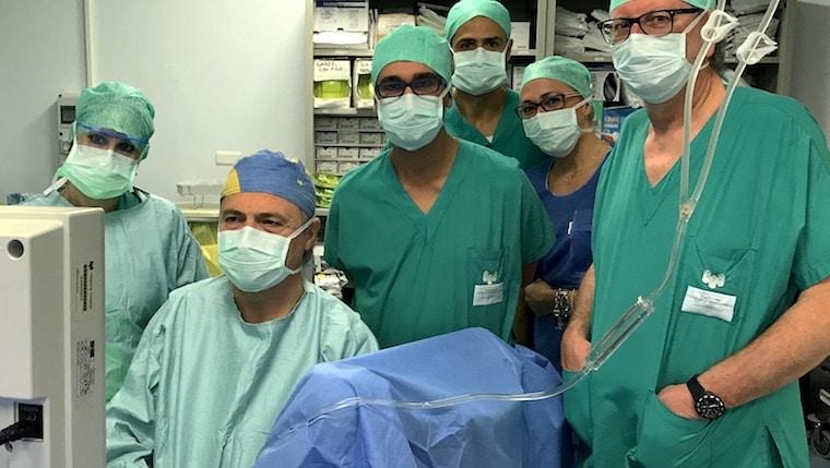 vari metodi per operare la prostata con laser surgery