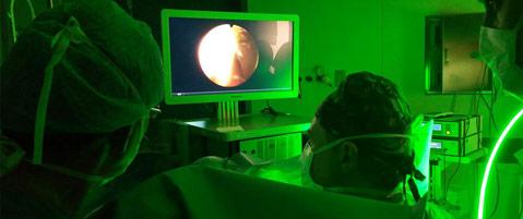 green laser per prostata a catania restaurant