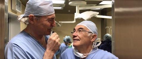 come funziona lintervento alla prostata con laser surgery