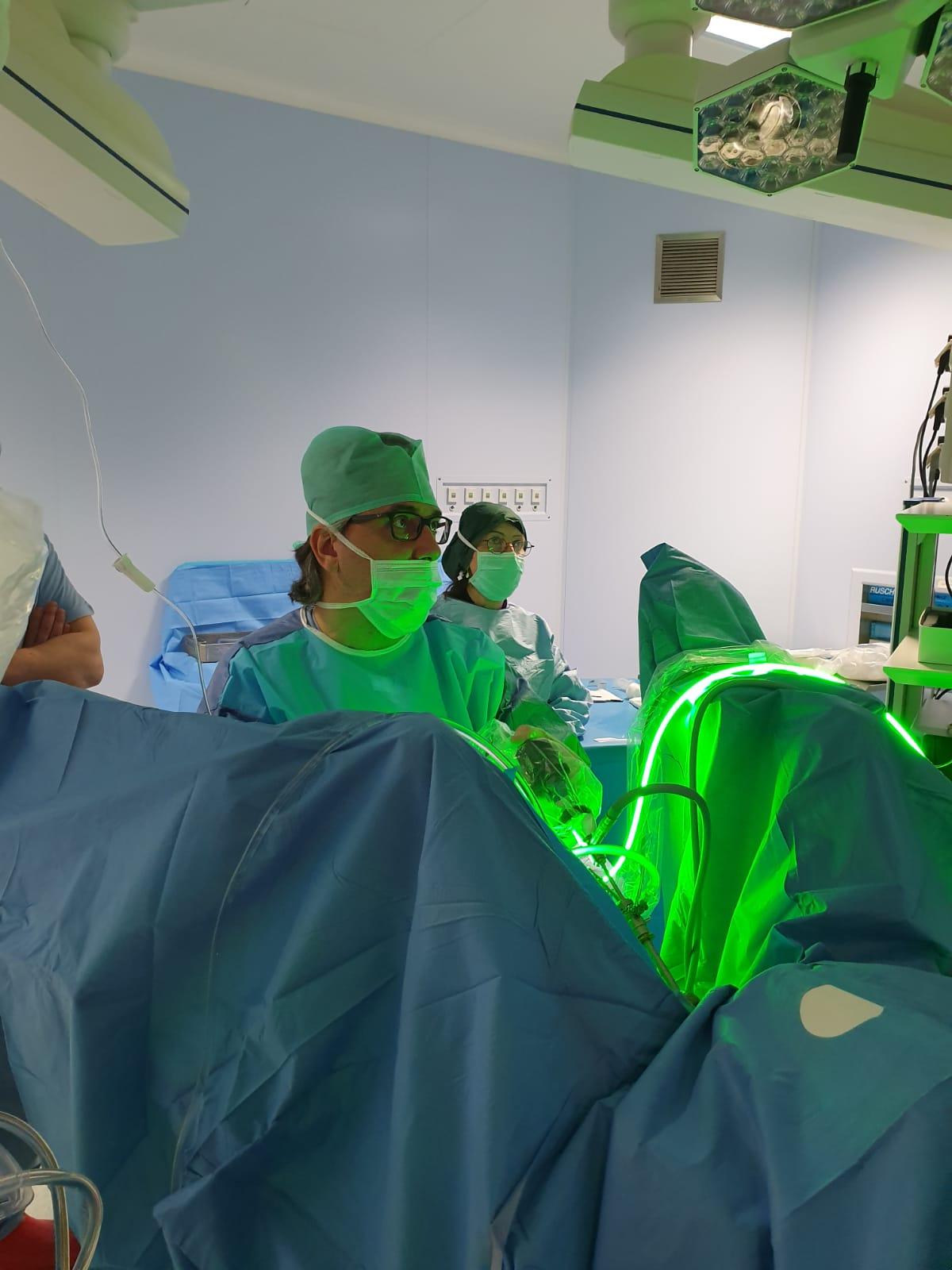 costo intervento prostata laser verde vista